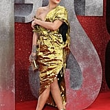 What Do You Think of Rihanna's Look?