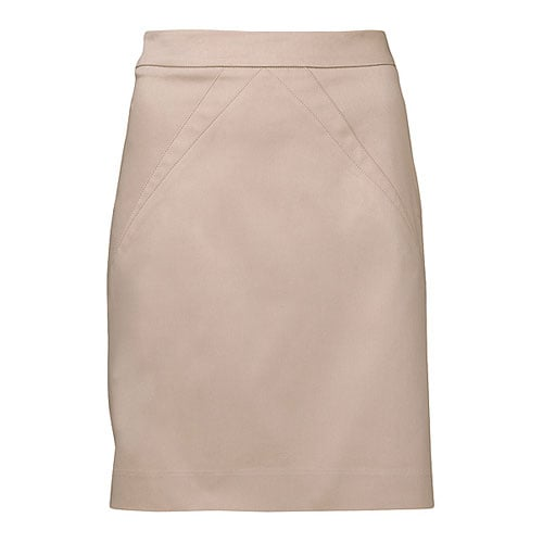 Sateen Skirt, $99.95 from Witchery