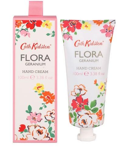 Cath Kidston Flora Geranium Hand Cream ($15)