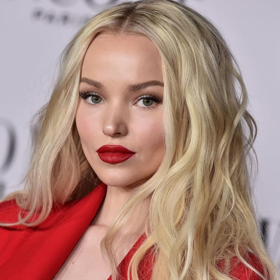 Dove Cameron Shows Off Her Snake Foot Tattoo | Pictures