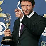 Hugh Jackman at the 2005 Emmy Awards