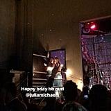 Selena Gomez at Julia Michaels's '90s-Themed Birthday Party