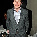 At the Project Nathanael Back to School Soiree, Eric Wilson joined the festivities in an autumnal suit.