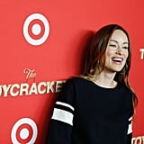 Olivia Wilde at Target's Toycracker Premiere Event 2016