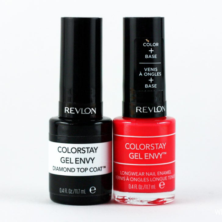 Revlon Nail Polishes: Gel Nail Polishes Sally Hansen Revlon L'Oreal Paris