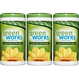 Green Works Compostable Cleaning Wipes