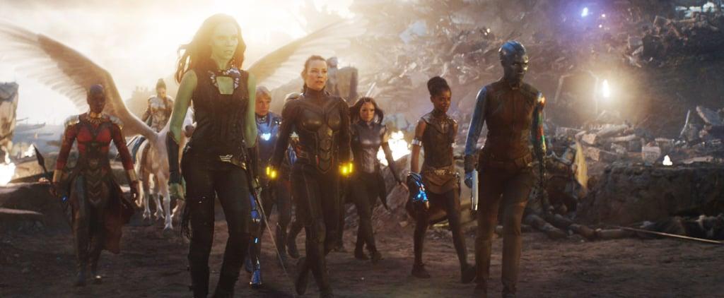Is Gamora Alive After Avengers Endgame?