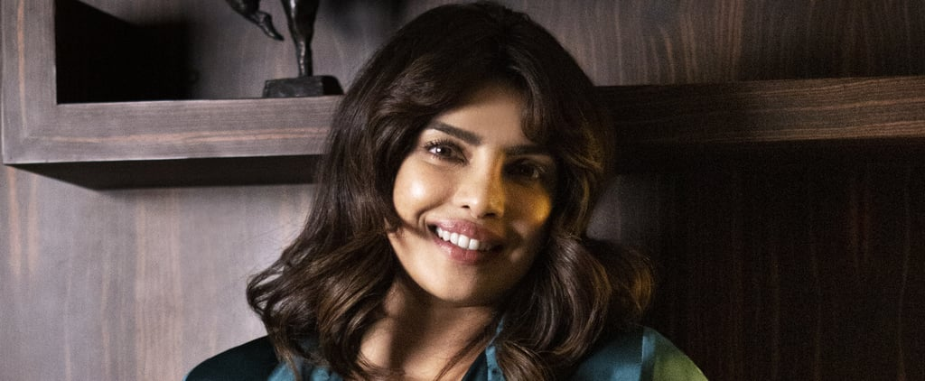 Priyanka Chopra on Holiday Style and Her Favorite Designers