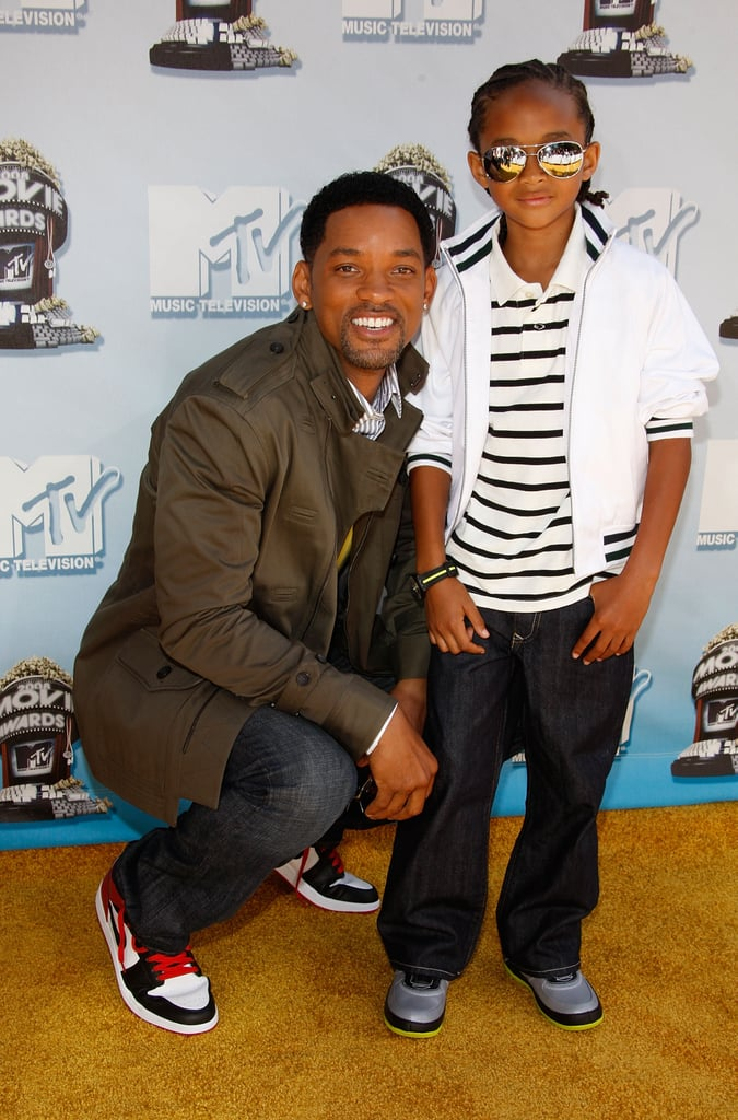 Will and Jaden Smith