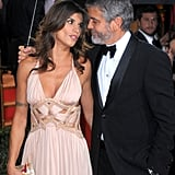 Photos of George Clooney at Globes