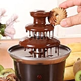 Three-Tier Chocolate Fountain Fondue Maker