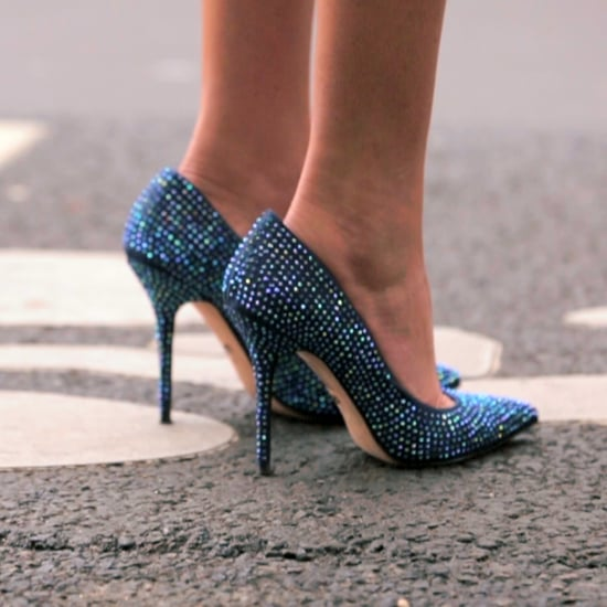 Street Style Shoes at Paris Fashion Week Spring 2014 | Video