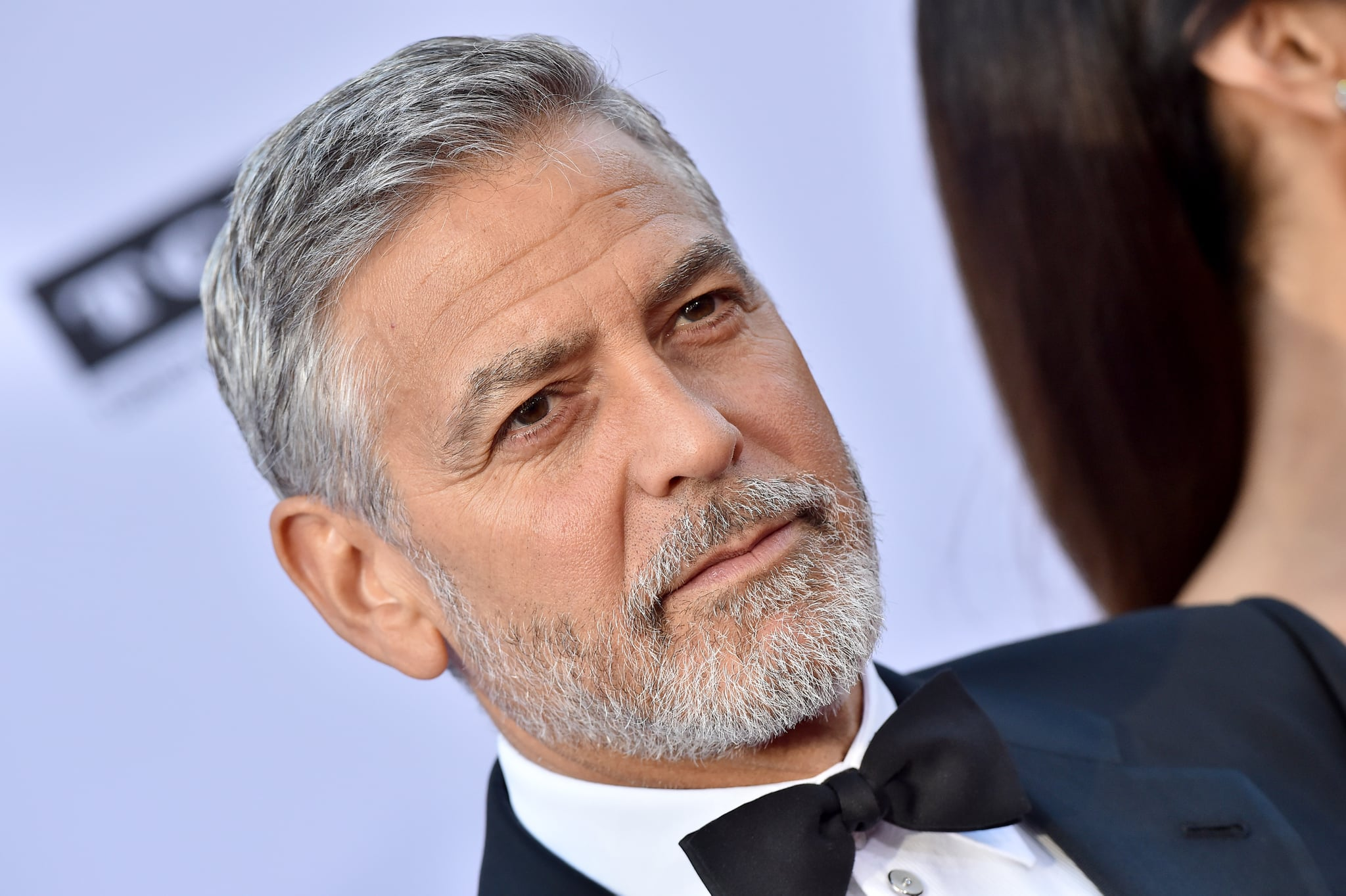 HOLLYWOOD, CA - JUNE 07:  Actor George Clooney arrives at the American Film Institute's 46th Life Achievement Award Gala Tribute to George Clooney on June 7, 2018 in Hollywood, California.  (Photo by Axelle/Bauer-Griffin/FilmMagic)