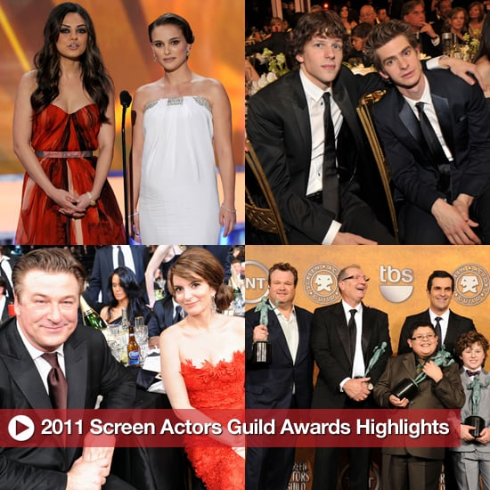 Screen Actors Guild Awards Pictures