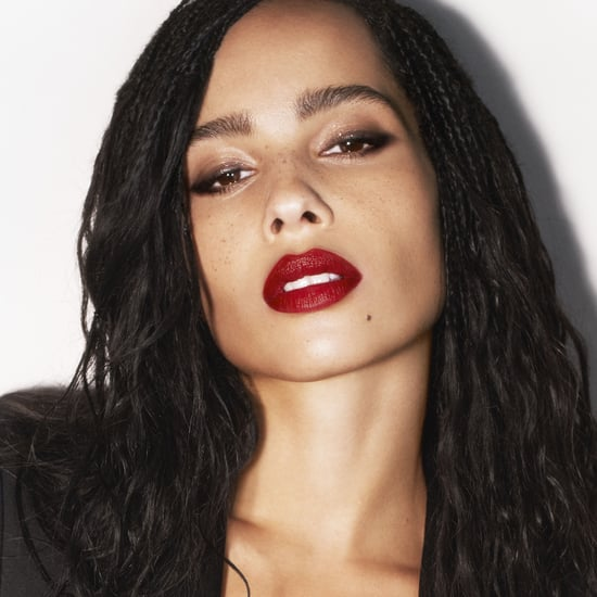 Zoë Kravitz YSL Beauté Rouge Pure Couture Collection Details