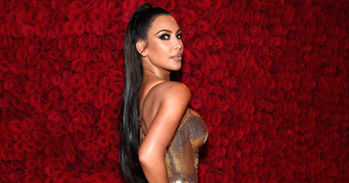 Kim Kardashian Is Taking Her Long Hair to New Levels