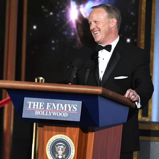 Why Was Sean Spicer at the 2017 Emmys?