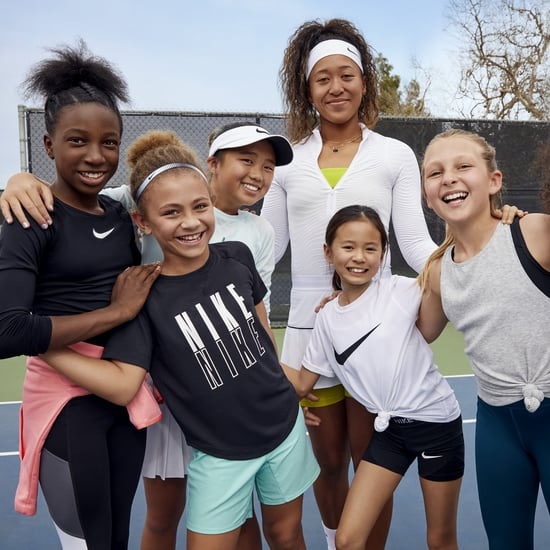 Naomi Osaka's New Play Academy x Nike Initiative