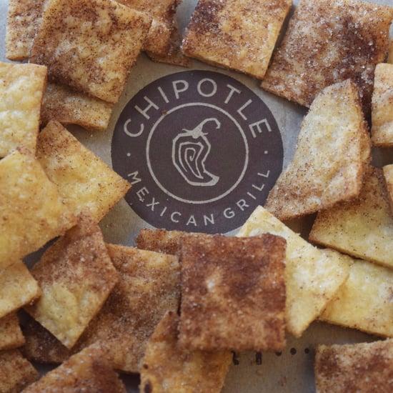 Chipotle Dessert Bunuelos