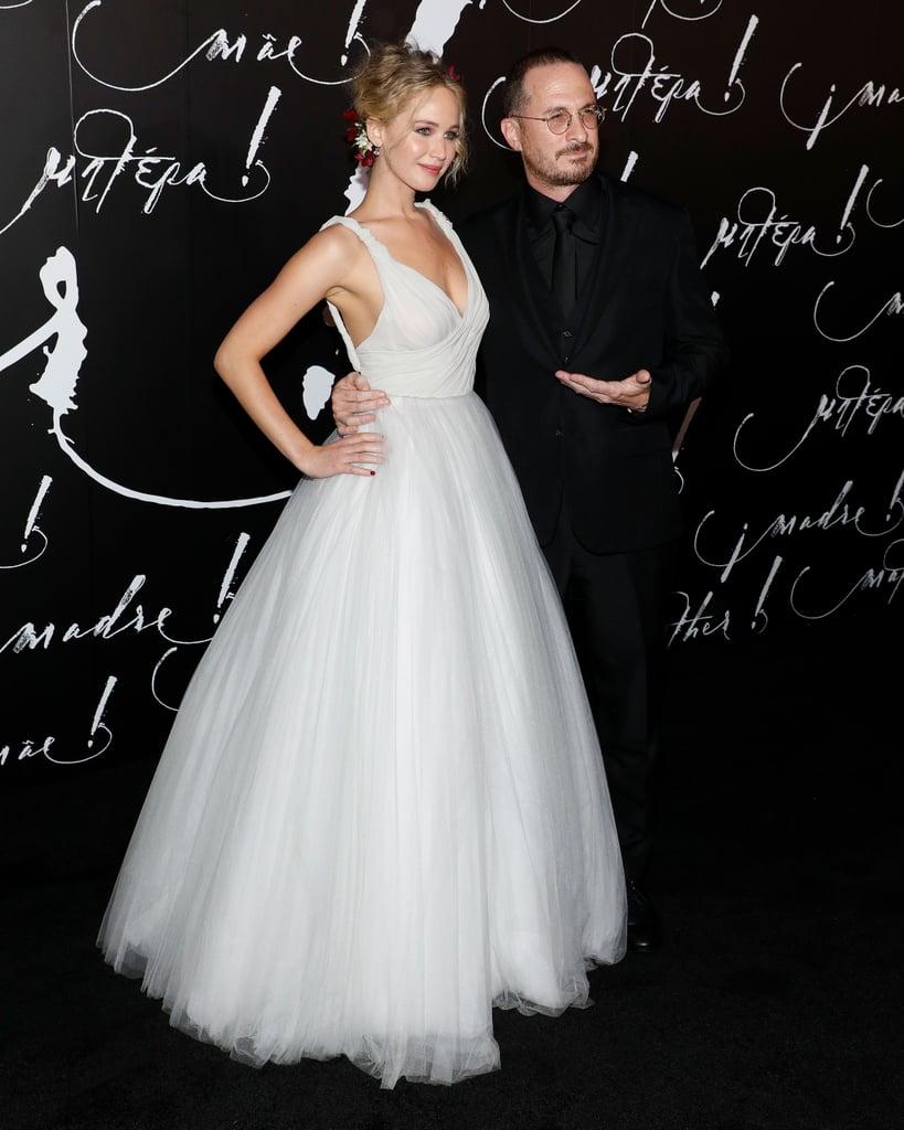 Wedding Mother Dress 8 Spectacular Jennifer Lawrence in White