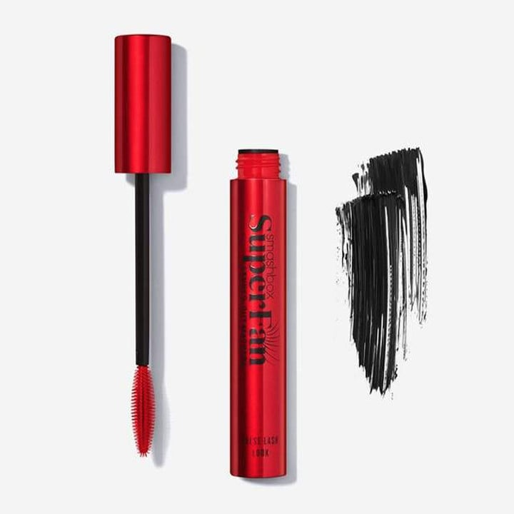Lilly Singh Smashbox Super Fan Mascara Interview