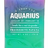 Bar Soap For Aquarius