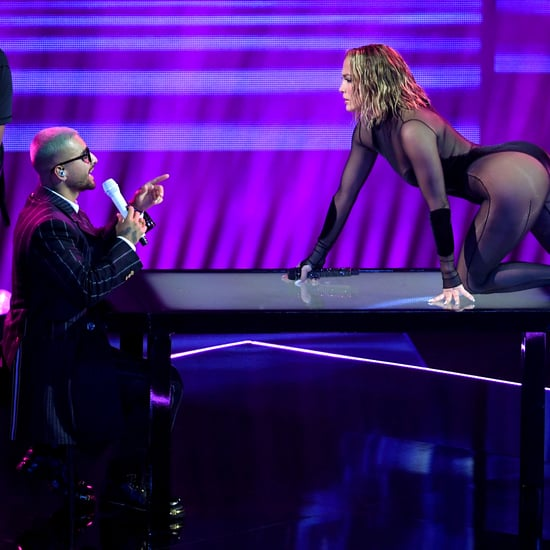 Jennifer Lopez and Maluma American Music Awards Performance