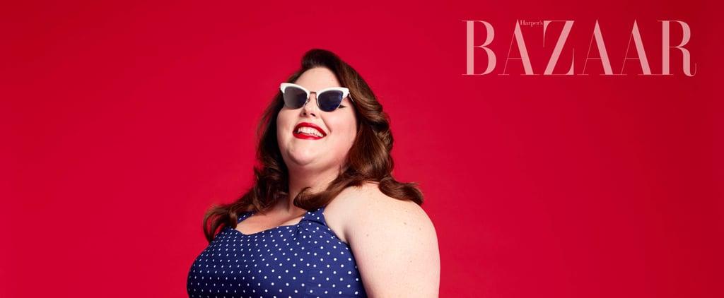 The Unspoken Rule Chrissy Metz Thinks Curvy Women Should Break