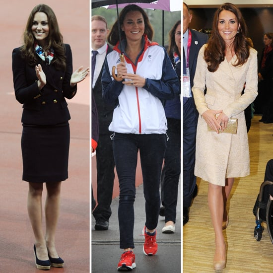 Kate Middleton's Paralympics Outfits — Every Look, Every Angle
