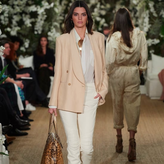 Ralph Lauren February 2017 Catwalk Show