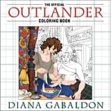 The Official Outlander Coloring Book ($17)
