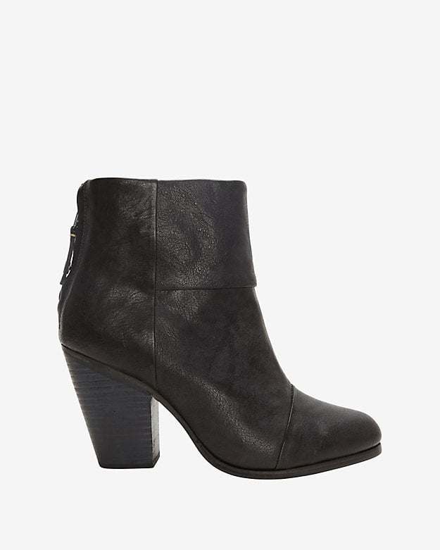 Rag & Bone Classic Newbury Booties  ($525)