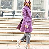 Break Out That Statement Coat