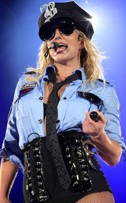 Photos of Britney Spears Whose Former Manager Sam Lutfi Has Been Given a Restraining Order For Three Years
