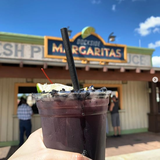 Disney World's Black Magic Margarita Looks So Good