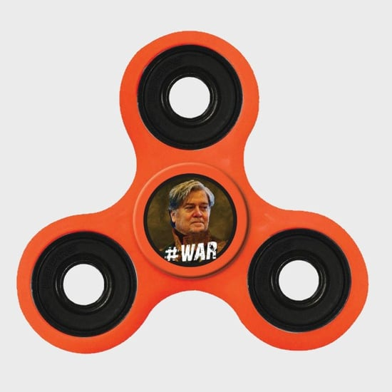 Breitbart Now Sells Steve Bannon Fidget Spinners