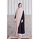 Harlienz Two-tone abaya Price upon request Shop here