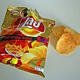 Lay's Thailand: Hot Chili Squid