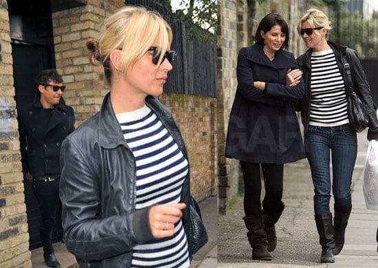 Photos of Kate Moss, Who Was Spotted with Pete Doherty, Out in London