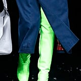 Fall Shoe Trends 2020: Colourful Boots