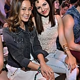 Jamie Chung and Victoria Justice