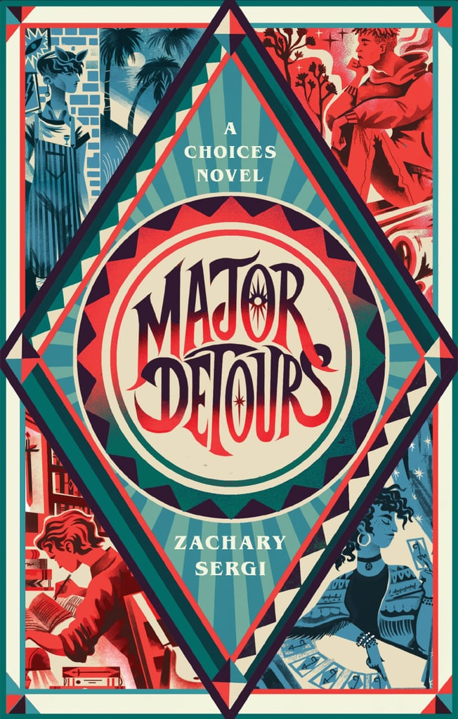 Major Detours by Zachary Sergi