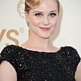 Evan Rachel Wood at the 63rd Emmy Awards
