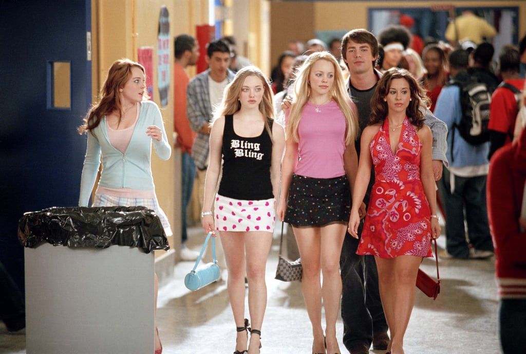 Funny Mean Girls Scenes and GIFs