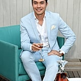 Sexy Henry Golding Pictures