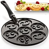 Nordicware Smiley Faces Pancake Pan
