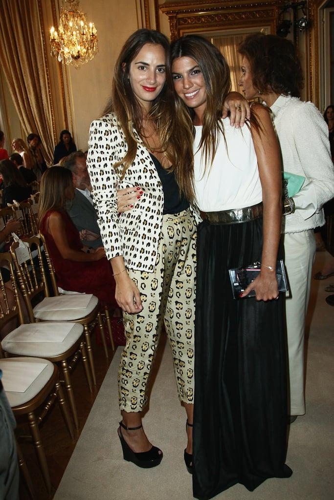 Alexia Niedzielski and Bianca Brandolini