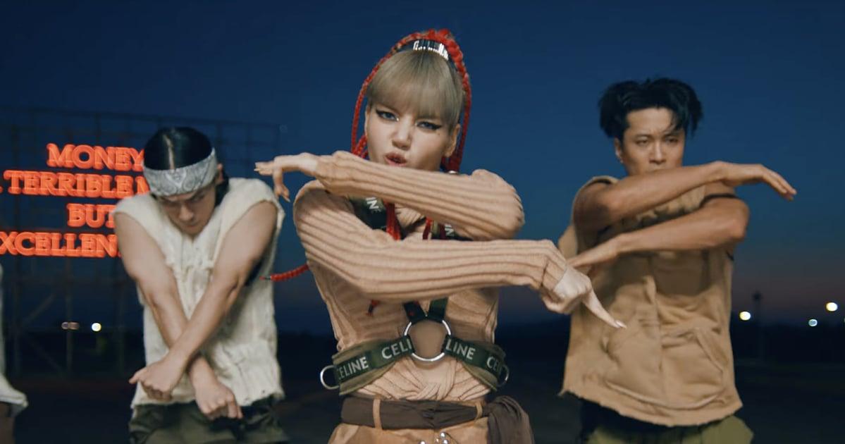 "Watch Blackpink's Lisa Crush Some Wild Dance Choreography in Her ""Money"" Performance Video.jpg"