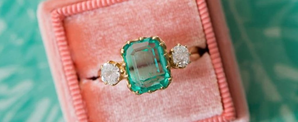 23 Engagement Rings For Wannabe Mermaids