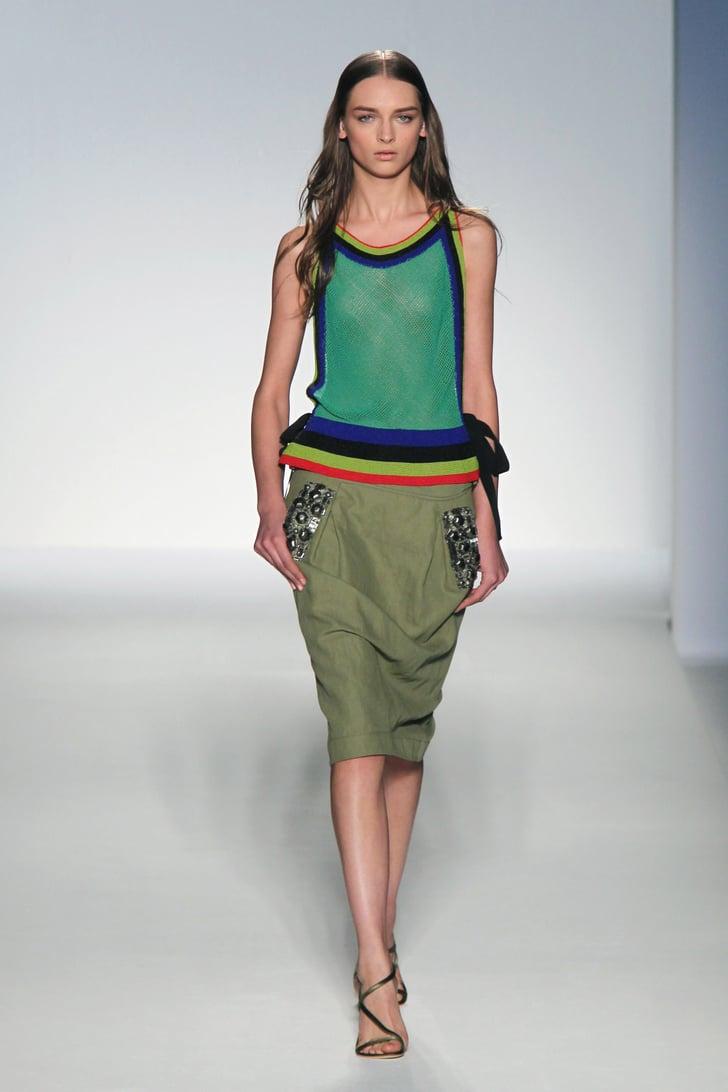Spring 2012 Milan Fashion Week